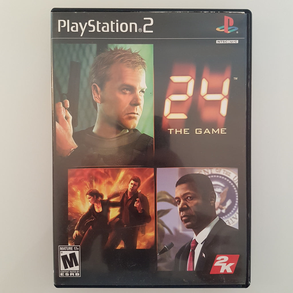 24: The Game (NTSC)
