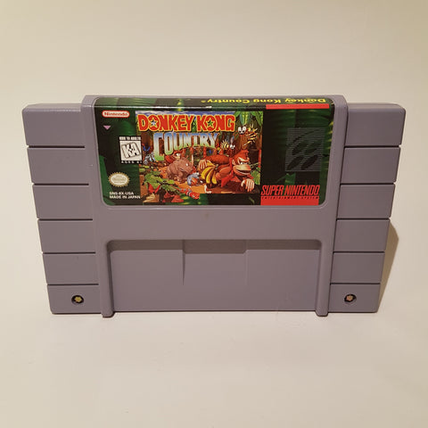 Donkey Kong Country (NTSC)