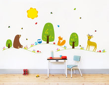 Load image into Gallery viewer, Forest Wall Stickers