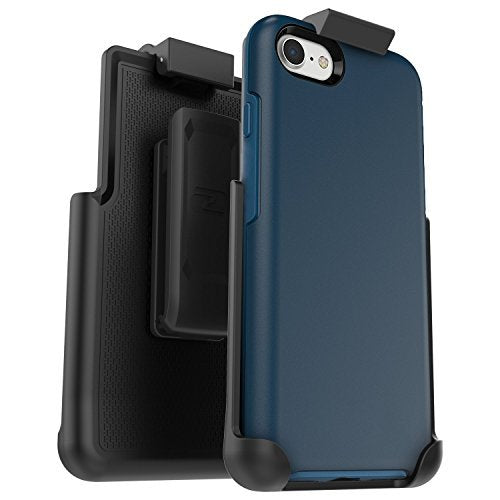"Belt Clip Holster for OtterBox Symmetry Series - iPhone 7 4.7"" (case not included) by Encased"