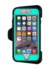 "Apple iPhone 6 ""Exos Armor"" Tough Case & Belt Clip (Quick-release Holster Design)"