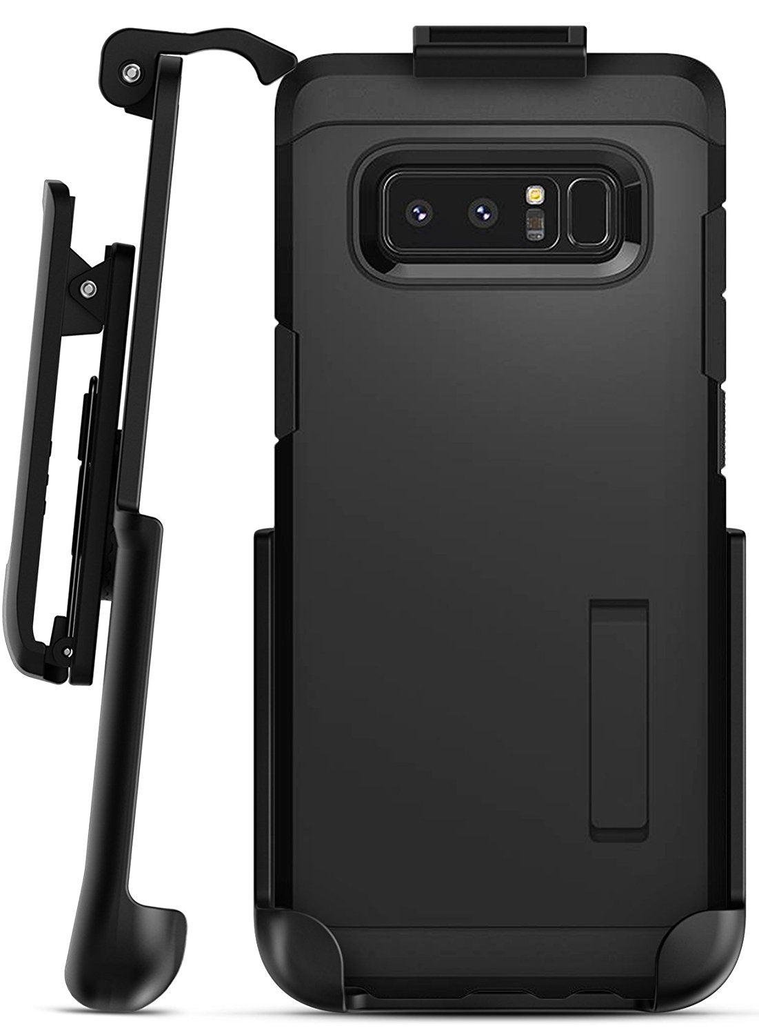 Belt Clip Holster for Spigen Tough Armor - Galaxy Note 8 (case not included) by Encased