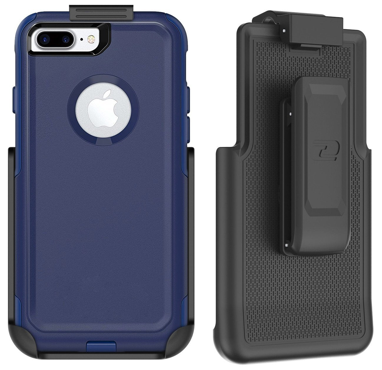 "Encased Belt Clip Holster for OTTERB0X COMMUTER Series Case - iPhone 8 Plus & iPhone 7 Plus 5.5"" (case not included)"