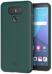 LG G6 Slim Case, Smooth Touch SlimShield Armor by Encased