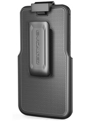 "iPhone 7 Plus 5.5"" Belt Clip, (Secure-fit) Case Free Holster Design - Black (Encased Products)"