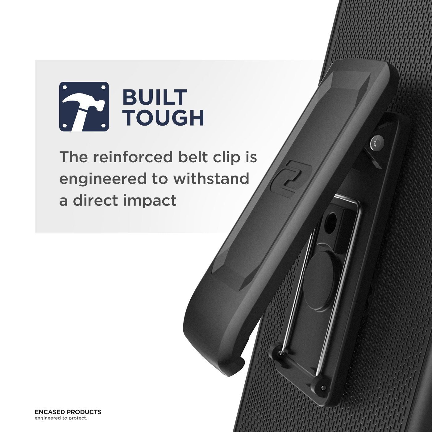 Encased  Belt Clip Holster for OtterBox Commuter Case (iPhone 6 6S)