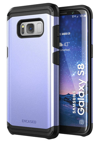 Galaxy S8 Case, Premium Tough Protection (impact armor) Scorpio R5 by Encased (Samsung Galaxy S8 5.8