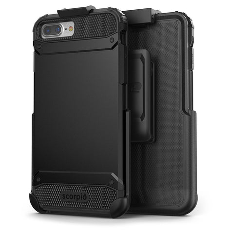 iphone 8 plus belt clip case