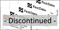 First Data EMV Test Card Set (4xCards) - DISCONTINUED
