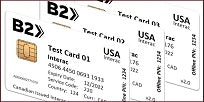 Interac USA Interop EMV Test Card Set (3xCards)
