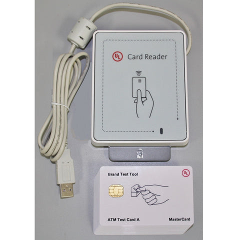 UL ATM Module (Card Reader + ATM Cards)