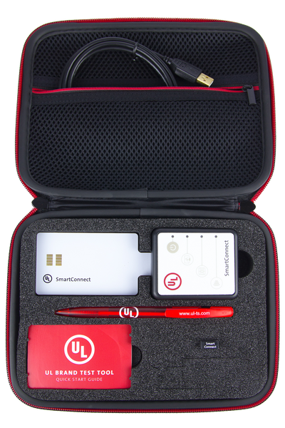 UL Brand Test Tool SmartConnect Incl. $2,040 for 1st Year Maintenance: