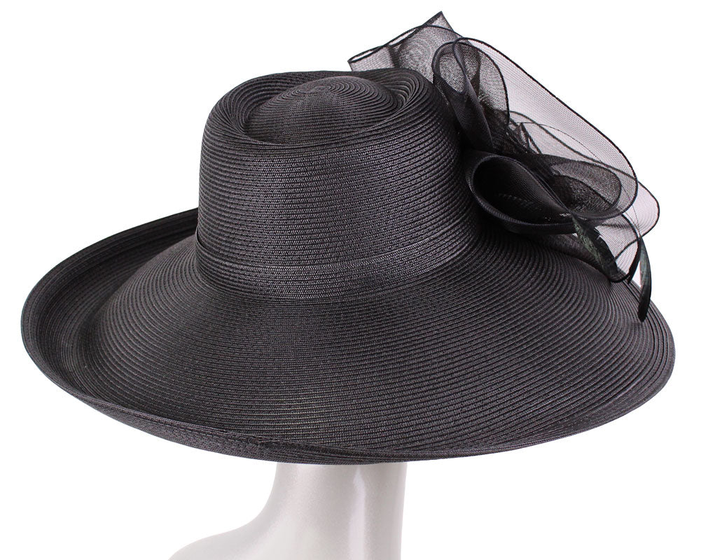 Women's Straw Derby Church Hats - 15927