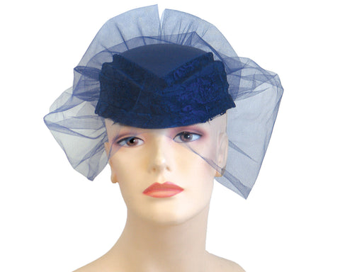 Women's Bridal Church Hats - K035