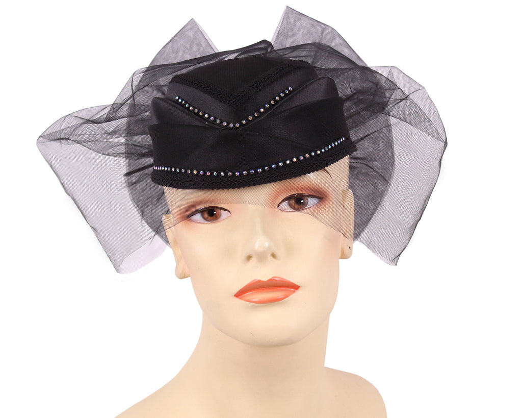 Women's Bridal Church Hats - 1704R