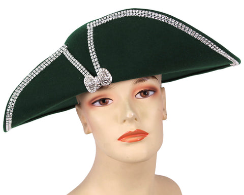Women's Satin Church Dress Hats - H901