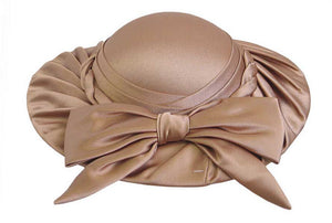 Women's Satin Church Hats - 2756N