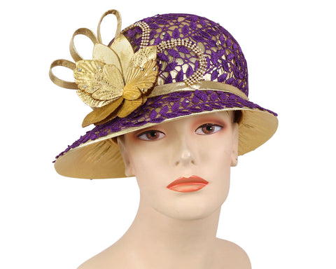 Women's Church Hats #H177