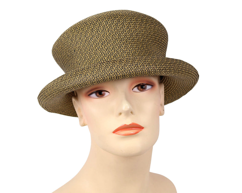 Women's Church Derby Hats Olive Green