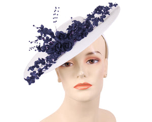 NEW - Women's Fascinator Church Hats - 4283