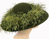 Church Hats #2392 (Wool)