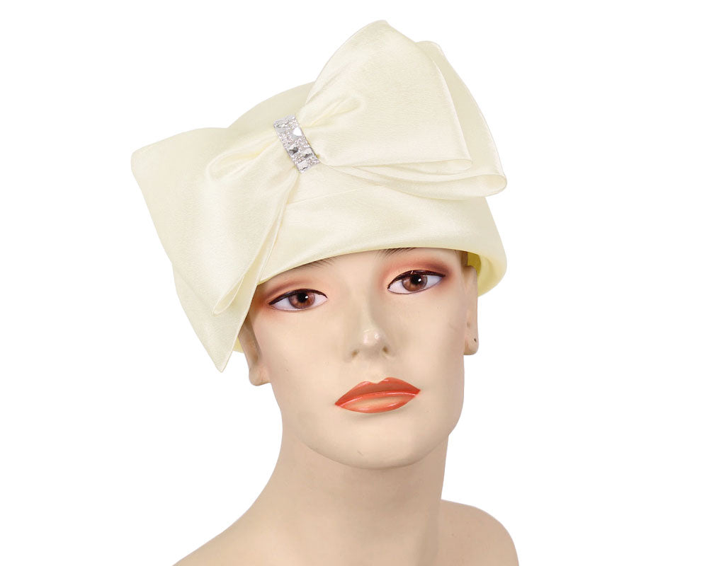 Women's Pill-box Church Hats - H438