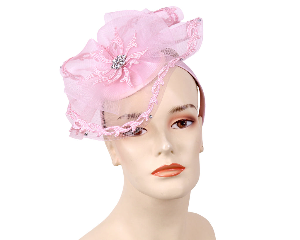 NEW - Women's Church Fascinator Hats - HK100