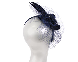 Women's Felt Church Fascinator Hats - HK85