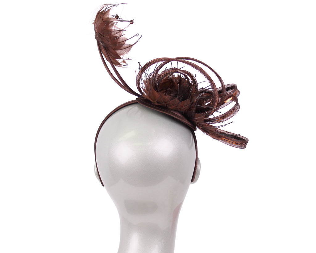 Women's Church Derby Fascinator Hats - HK86