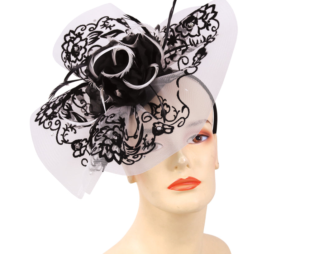 NEW-Women's Church Derby Fascinator Hats - HK87