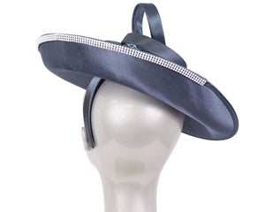 Women's Satin Church Derby Hats #HL111
