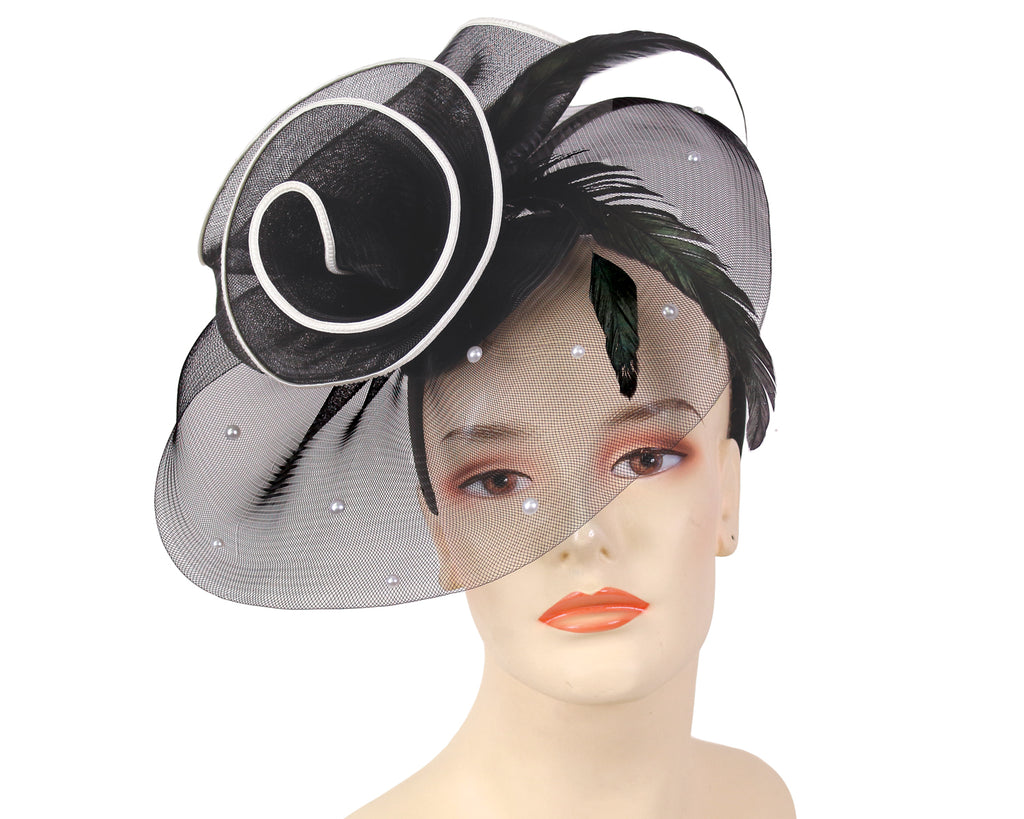 NEW - Women's Church Derby Fascinator Hats - HL179