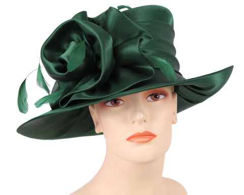 Women's Sinamay Derby Church Hats - #HL72