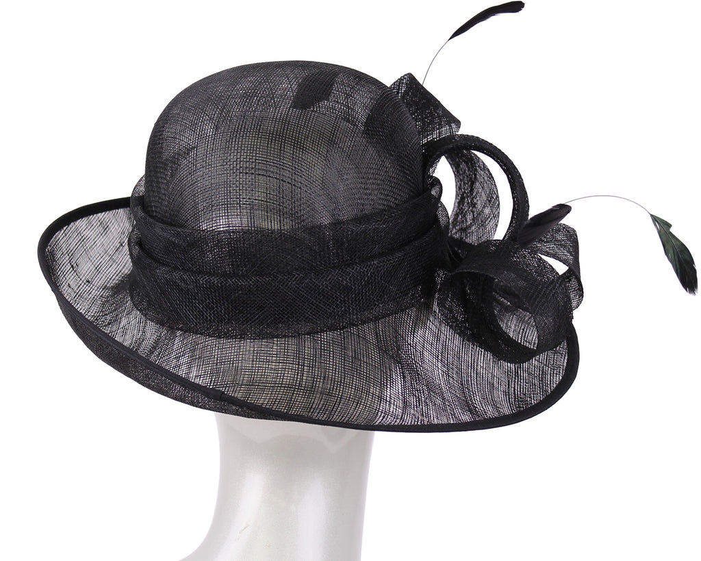 Women's Sinamay Derby Church Hats  - HL99
