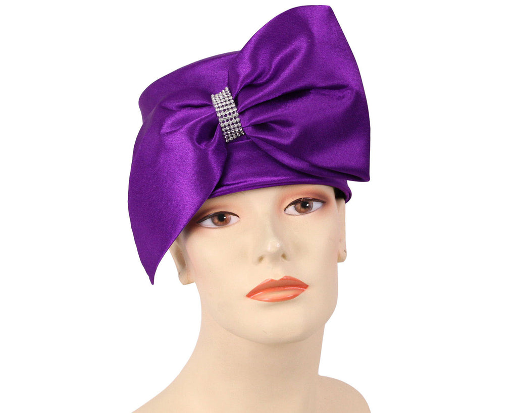 Women's Pill-box Church Hats - K016