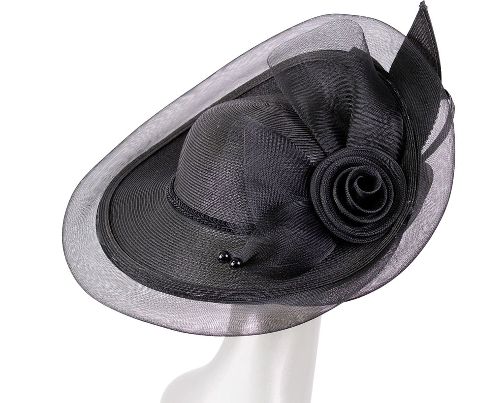 Women's Straw Church Hats, Women's Derby Hats - HK125