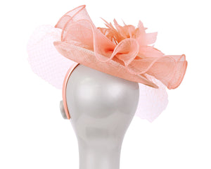 Women's Sinamay Derby Church Fascinator Hats - HL68