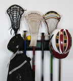 Multi-Sport Stick Rack & Organizer (Sports equipment organizer for Hockey & Lacrosse)