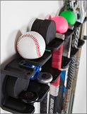Evolution: Multi-Sport Stick Rack & Organizer