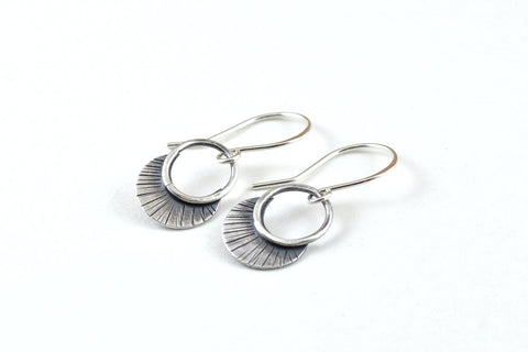 Geometric earrings -  - 1