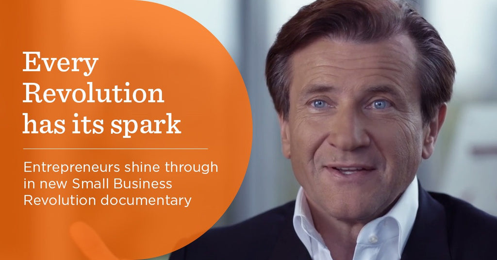 Robert Herjavec and Amanda Brinkman Help Stir A Small Town Business Revolution