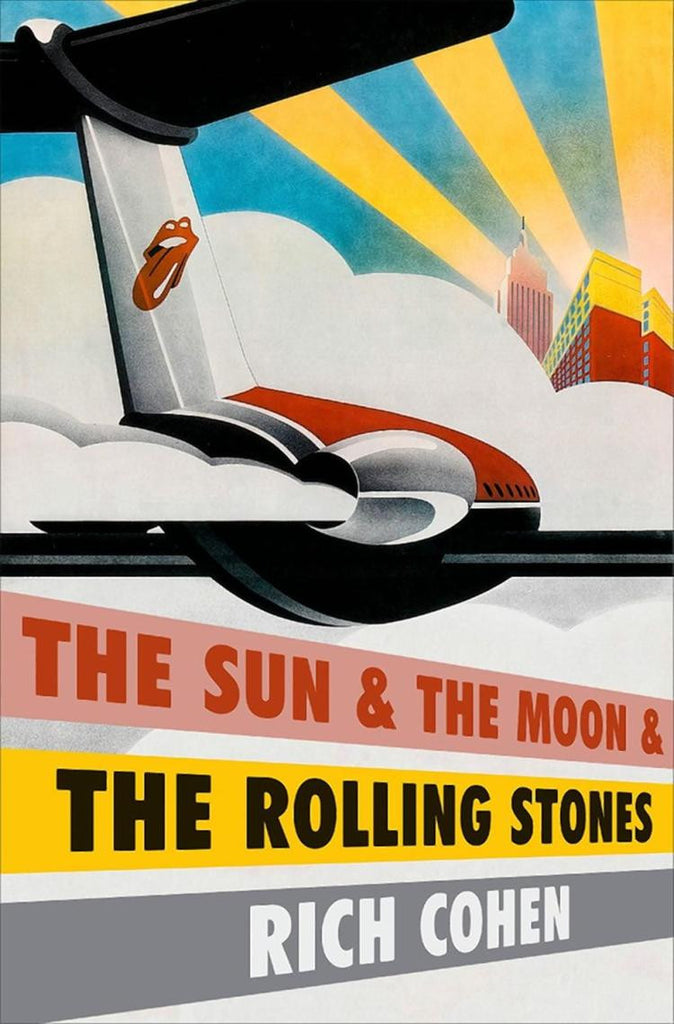 Mick and Keith Give Us The Business in The Sun & The Moon & The Rolling Stones
