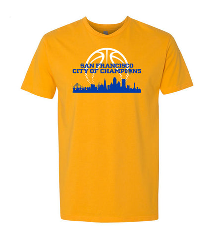 MARK CUBAN CITY OF CHAMPIONS® San Francisco Tee