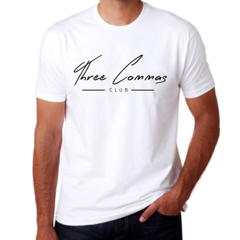 Three Commas® Club Tee