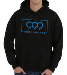 Three Commas Blue Billions Hoodie