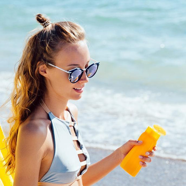 How to Reduce the Effect of Sun Damage on Skin
