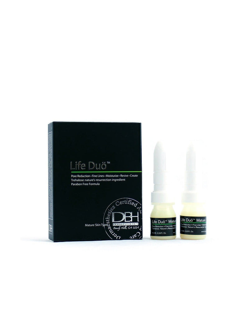 Life Duo Mature Simple Product Dermaesthetics USA