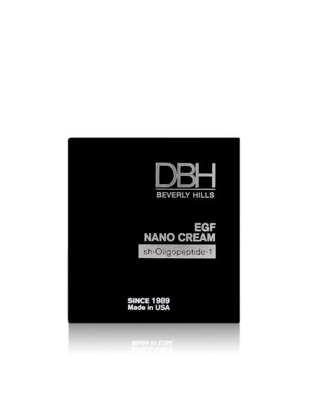 EGF Nano Cream - Collagen and Elastin Restoration