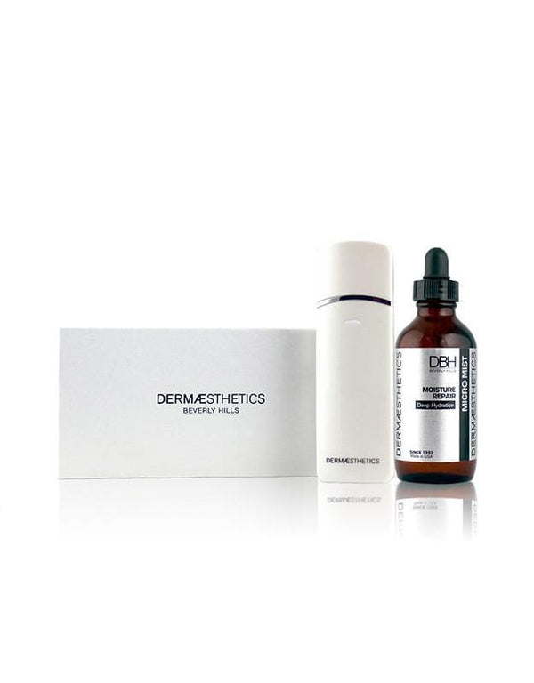 Moisture Repair Set – (DX Micro Mist + Solution Moisture Repair ) Simple Product Dermaesthetics USA