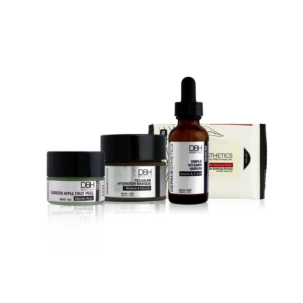 Resurfacing Kit Dermaesthetics Beverly Hills Green Apple Fruit Peel